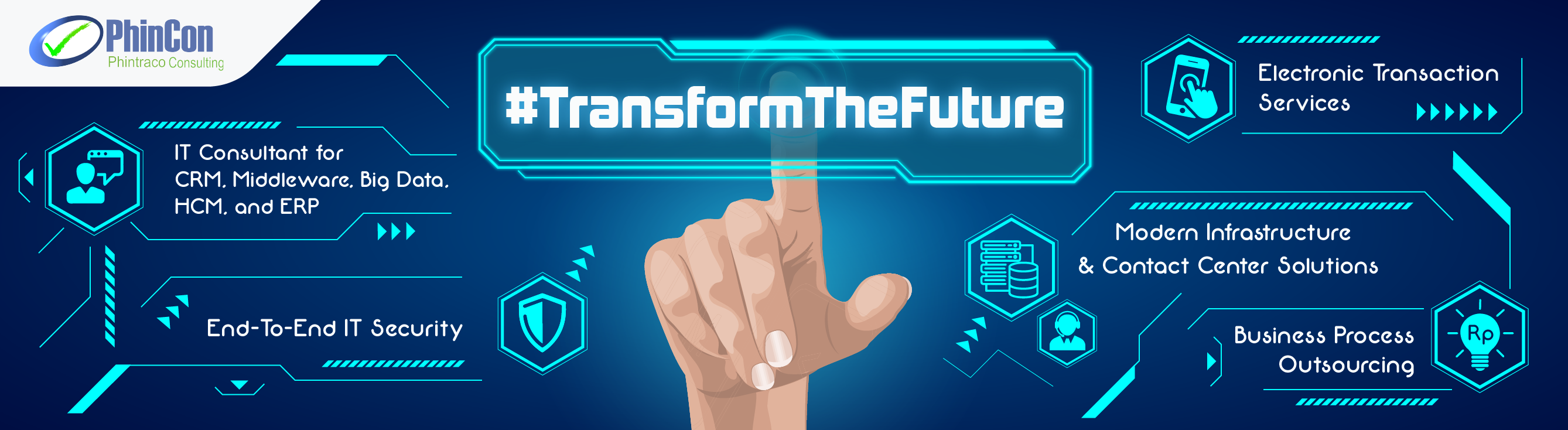 Innovative IT Solutions to Transform the Future of Your Business