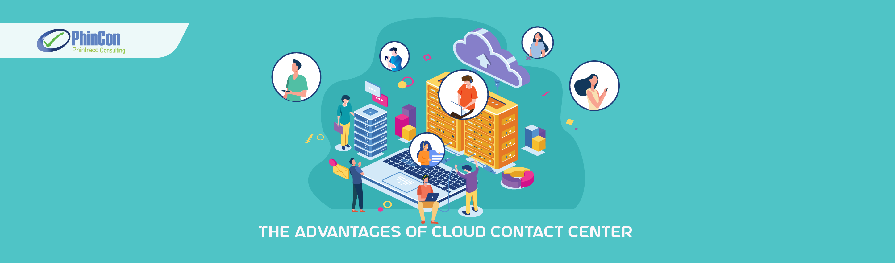 Benefits of Moving to a Cloud Contact Center