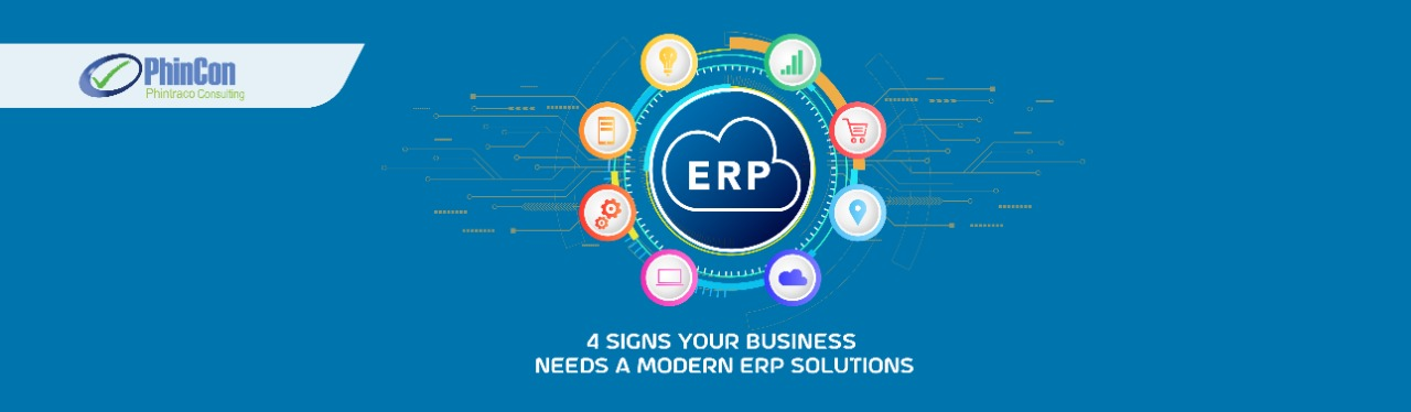 4 Signs You Need a Modern ERP Solution